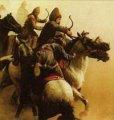 Ранние кочевники в Центральной Азии